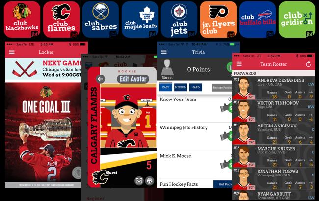 JBF Mobile Apps