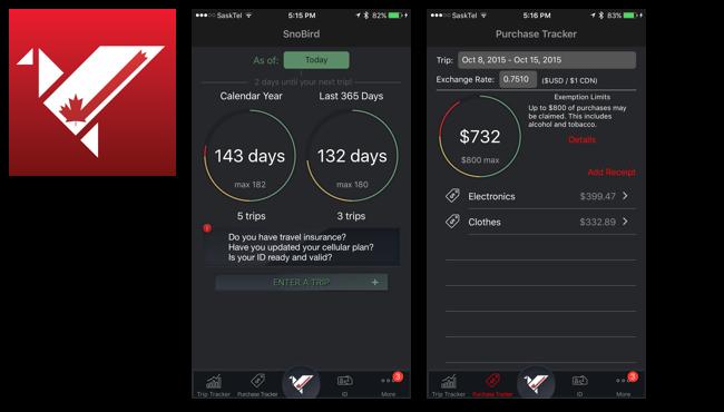 Snobird Mobile App